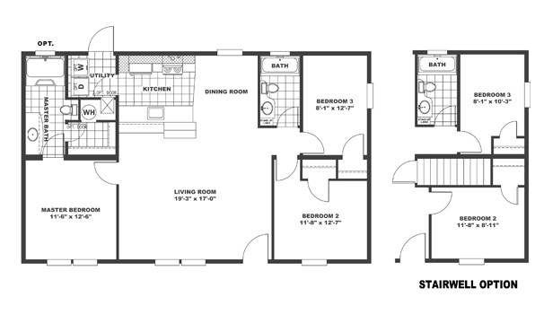 Index also 6 Bedroom House Designs Queensland also 400 Square Foot Studio besides Mobile Home Park In Bath Pa moreover 24 X 48 Mobile Home Floor Plans. on single wide manufactured home 14 x 50