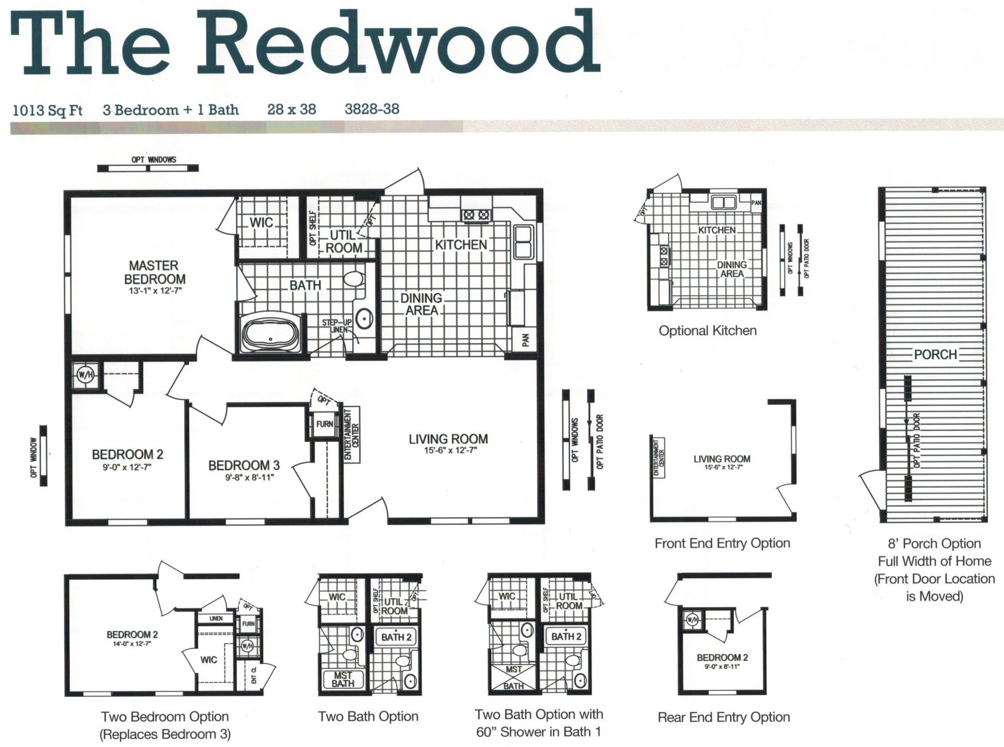 Clayton Mobile Homes Floor Plans