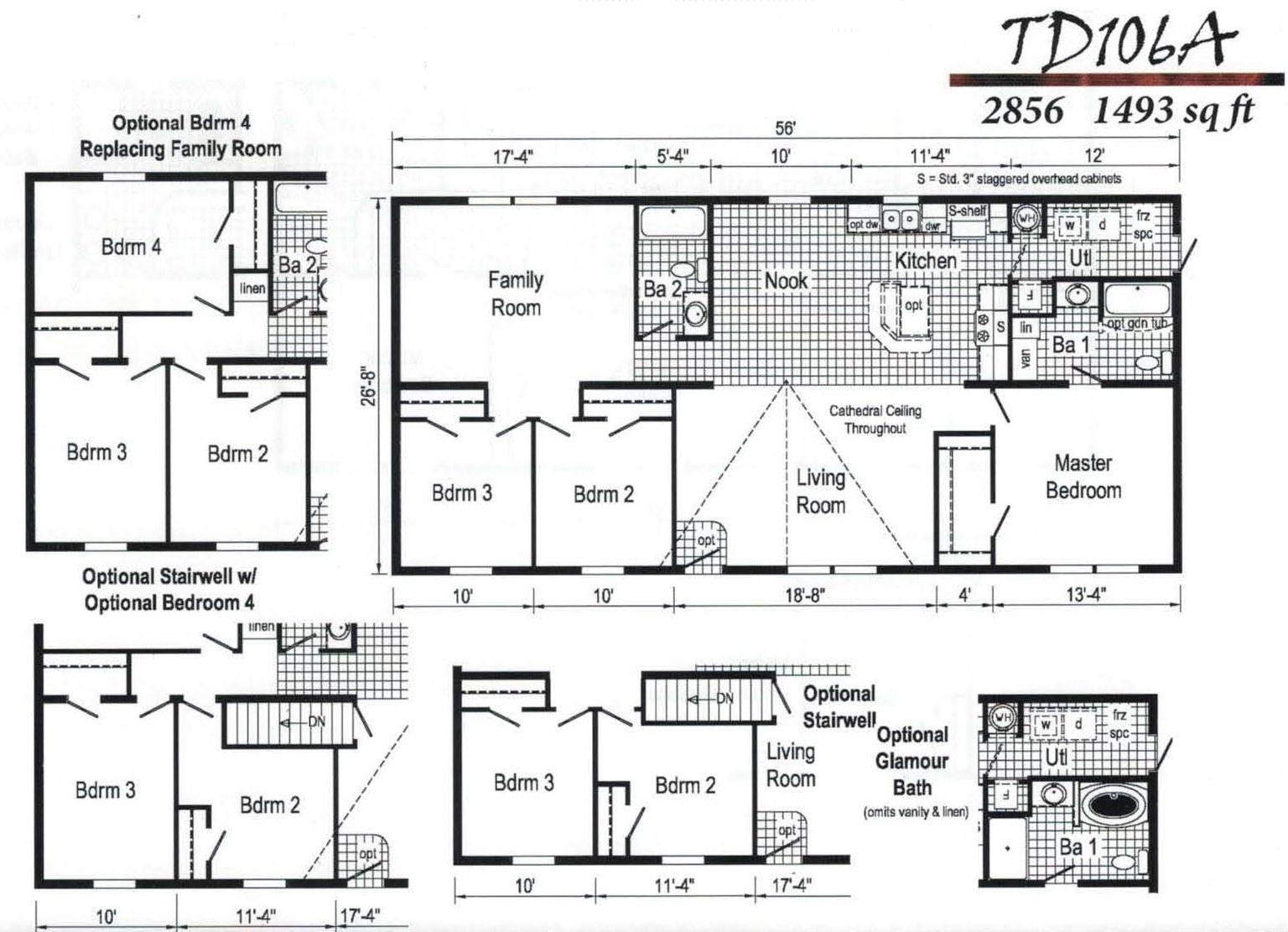 Commodore Homes from AGL Homes  Mobile Homes, NY, Double