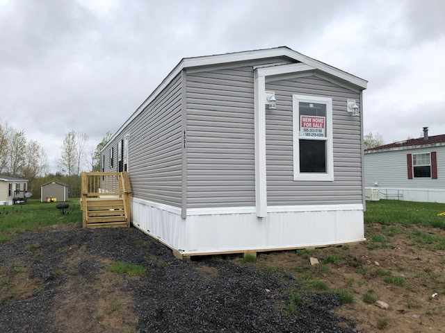 AGL Homes - Meadow Creek MHP - Mobile homes Red Creek, NY ... on red houses, red decks, red siding,
